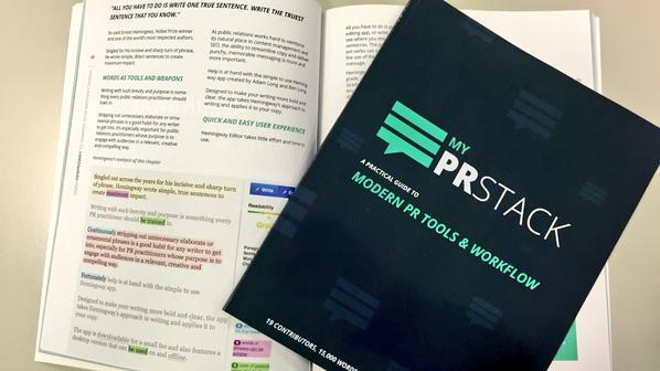 PRStackBook